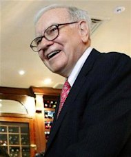 Reuters via Yahoo! News/Chip East: Warren Buffett