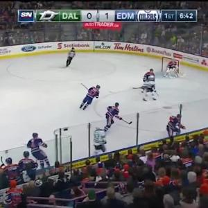 Dallas Stars at Edmonton Oilers - 03/27/2015