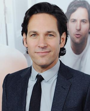 Paul Rudd arrives at the Los Angeles Premiere 'This Is 40' at Grauman's Chinese Theatre in Hollywood on December 12, 2012 -- Getty Premium