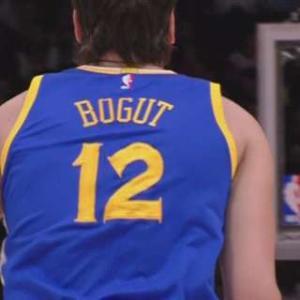 Bogut Finds Thompson