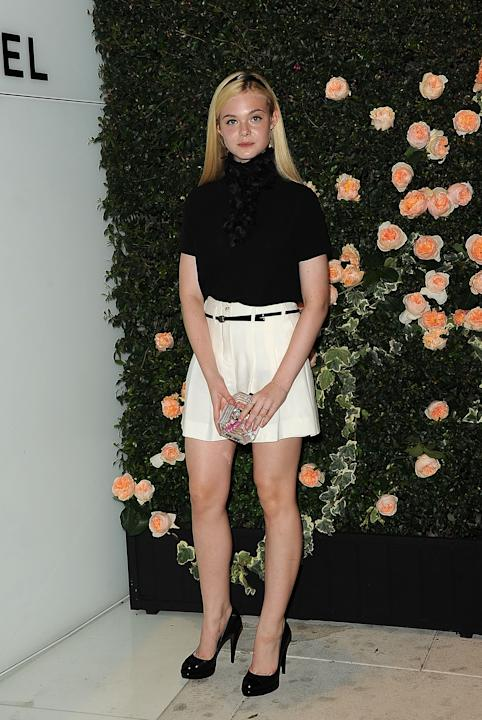Elle Fanning (Jason Merritt/Getty)