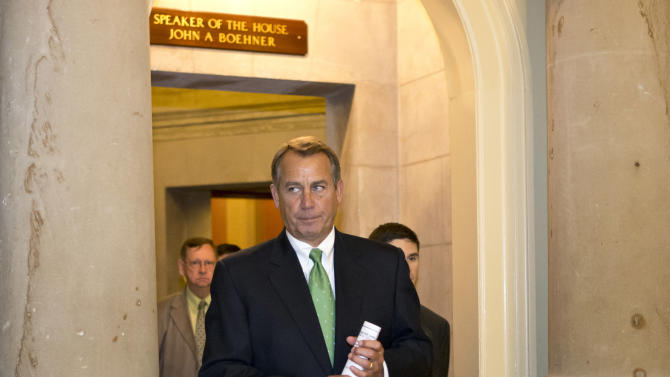 Fiscal cliff talks intense; Obama and Boehner talk