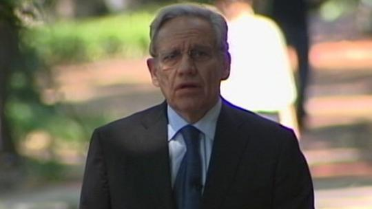 Bob Woodward Claims White House Threatened Him