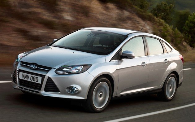 2013 top pick: Ford Focus