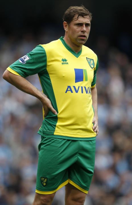 Soccer - Grant Holt File Photo