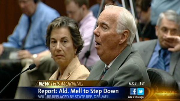 Report: Alderman Dick Mell to step down from office