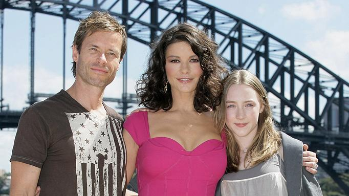 Saoirse Ronan 2008 Guy Pearce Catherine Zeta Jones