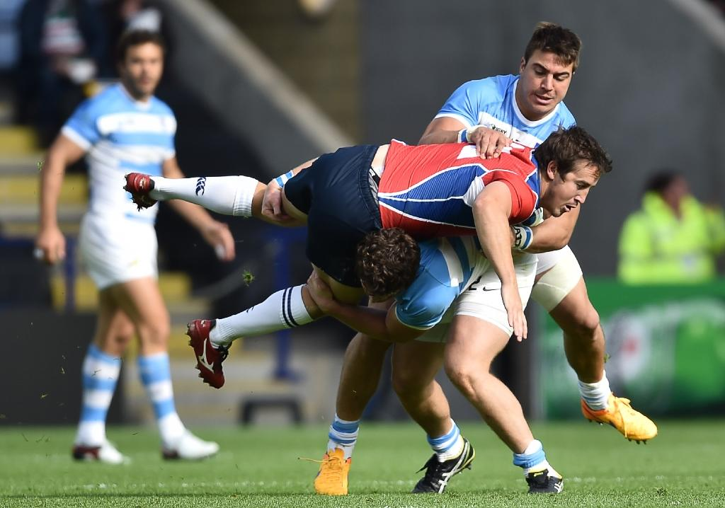 Hernandez magic sparks Argentina rout of Namibia at World Cup