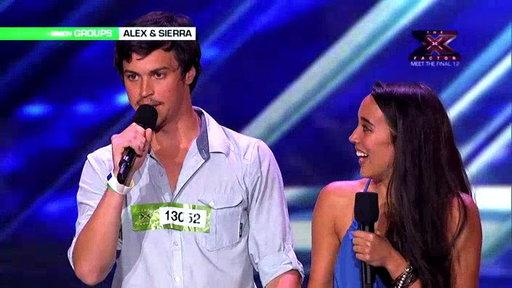 Meet the Final 12: Alex & Sierra