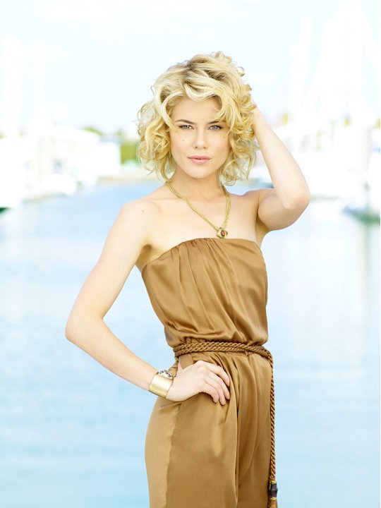 "Rachael Taylor stars as Abby Sampson in ""Charlie's Angels."""