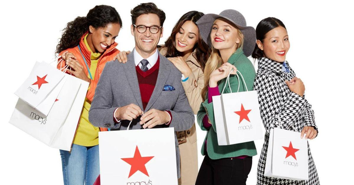 Come Back to Macy's for Great Savings
