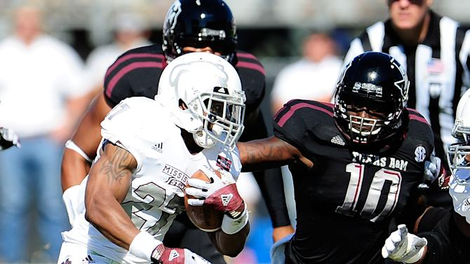 Texas A&M v Mississippi State
