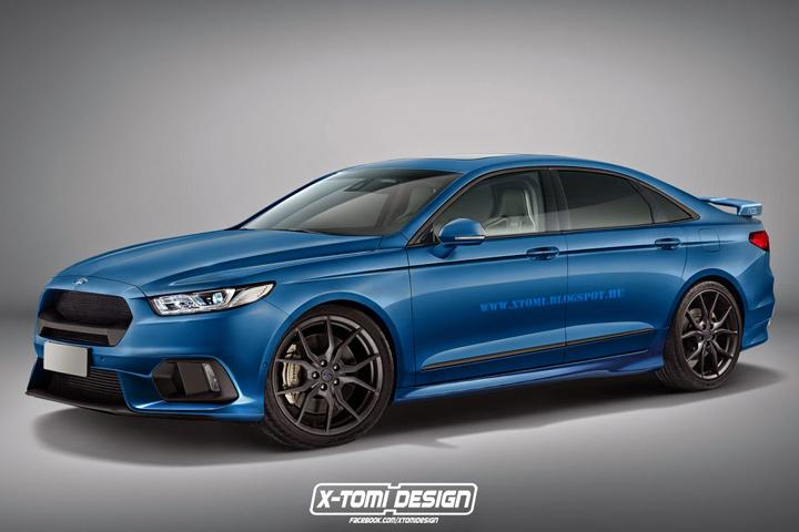 Ford Taurus RS: Could the SHO Have a Big Bad Brother?