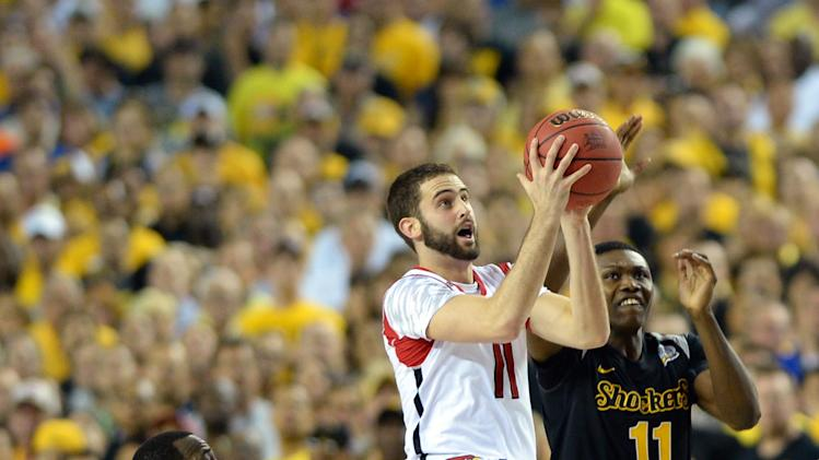 NCAA Basketball: NCAA Tournament-Wichita State vs Louisville