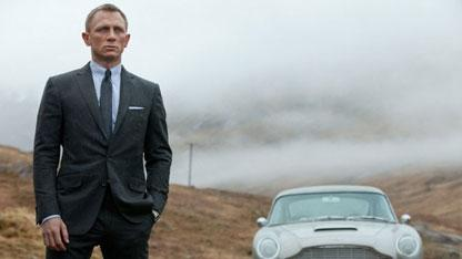 'Skyfall' Regains its Lead Over 'Twilight'