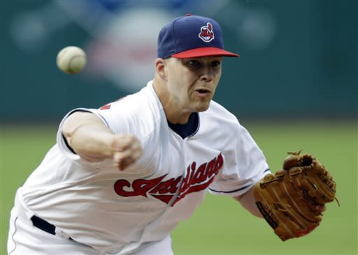 Indians beat Reds 5-2 to snap 5-game losing streak
