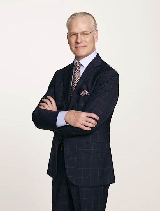 "Tim Gunn in ""The Revolution."""