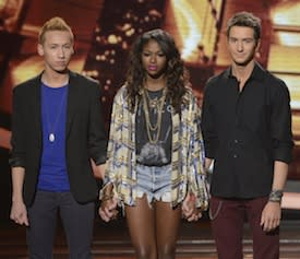 RATINGS RAT RACE: 'American Idol' & NCAA Tournament Dip, 'Wife Swap' Returns Strong, 'Beauty & The Beast Rises, 'Community' & '1600 Penn' Hit Lows