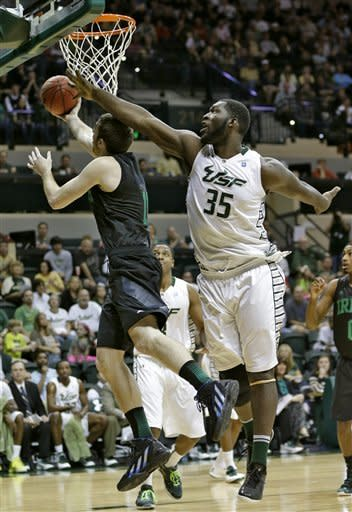 No. 24 Notre Dame beats South Florida 73-65