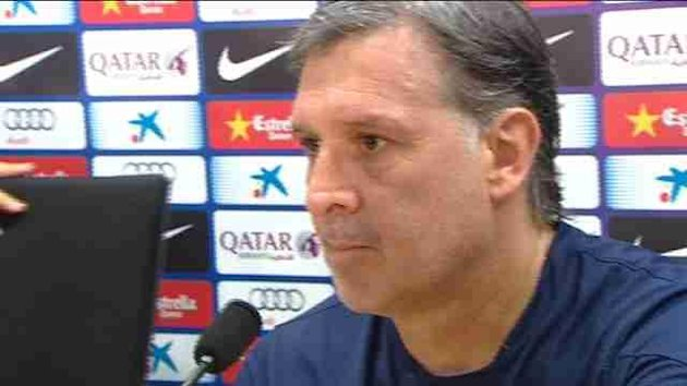 Martino claims Neymar's style 'invites' defenders to be aggressive