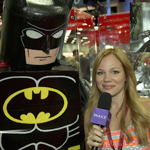 Strange New Take On Batman: Comic-Con Fans React