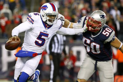 Tyrod Taylor injury update: Bills QB 'ready to roll' for fantasy owners