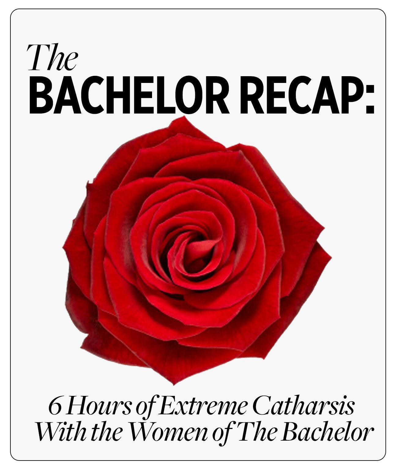 6 Hours of Extreme Catharsis With the Women of The Bachelor