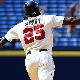 Detroit Tigers acquire OF Cameron Maybin from Atlanta Braves