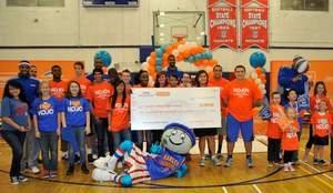 Howard Johnson's Give Happy Challenge Offers Schools Chance at $2,500