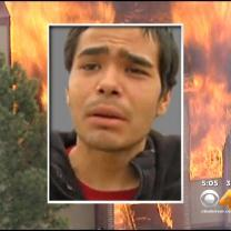 Condo Arson Suspect Speaks Out On Facebook