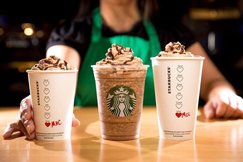 Starbucks Releases Valentine's Day Drinks. Here's What They Taste Like
