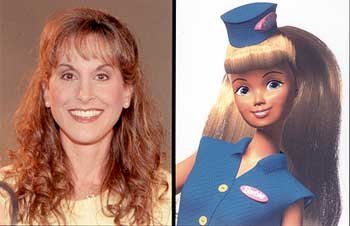 Jodi Benson as the voice of Barbie® in Disney's Toy Story 2