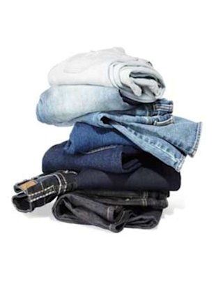 Keep your favorite jeans looking new after washing them.
