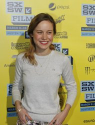 "Brie Larson arrives at a screening of ""Don Jon's Addiction at the SXSW Film Festival, on Monday, March 11, 2013 in Austin, Texas. (Photo by Jack Plunkett/Invision/AP Images)"