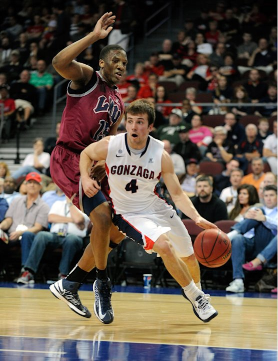 WCC Basketball Tournament - Semifinals Loyola Marymount v Gonagza