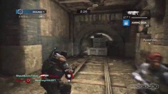 Gears of War: Judgment - Overrun …