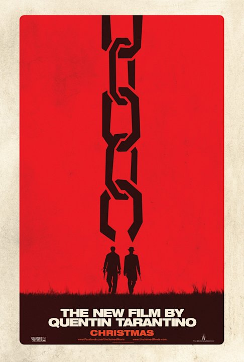 Best and Worst Movie Posters 2012  Django Unchained