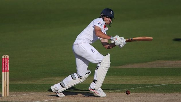 Alastair Cook was controversially dismissed in the third Test against India
