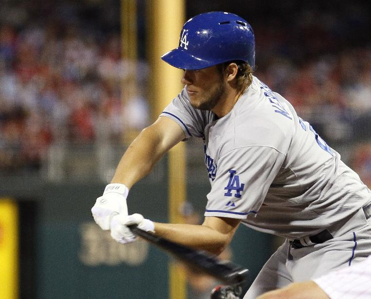 Kershaw, Dodgers beat Phillies 5-0 for 10th in row