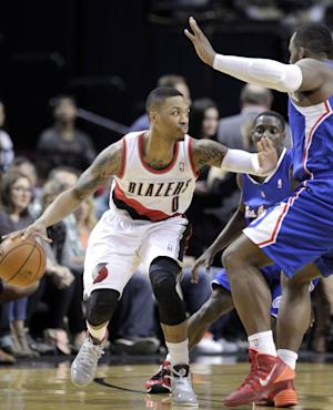 Trail Blazers-Rockets Preview