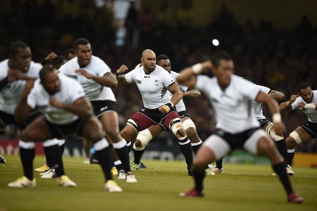 Fiji eager to bow out with Rugby World Cup win