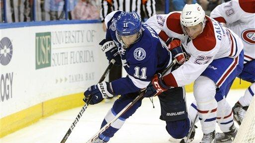 Price perfect in SO, Canadiens top Lightning