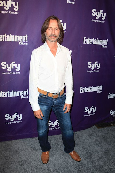 Robert Carlyle arrives at the 2010 Comic-Con Celebration Hosted By Entertainment Weekly and Syfy at Hotel Solamar on July 24, 2010 in San Diego, California.