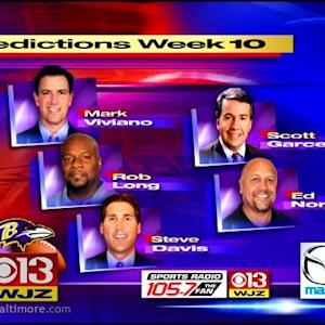 Local Expert Picks: Ravens Vs. Bengals