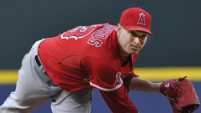 Garrett Richards becomes a force in LAAs' rotation