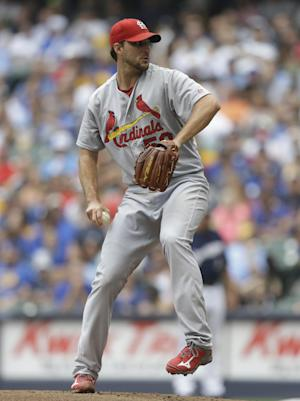 Cards' Wainwright could pitch in All-Star game
