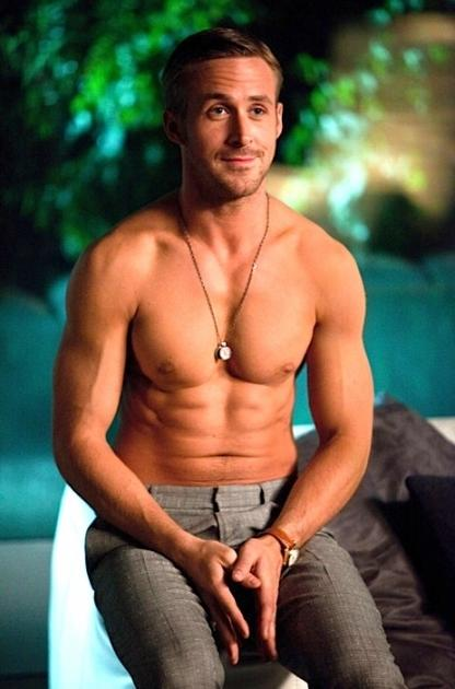 Ryan Gosling in 'Crazy, Stupid, Love.' --