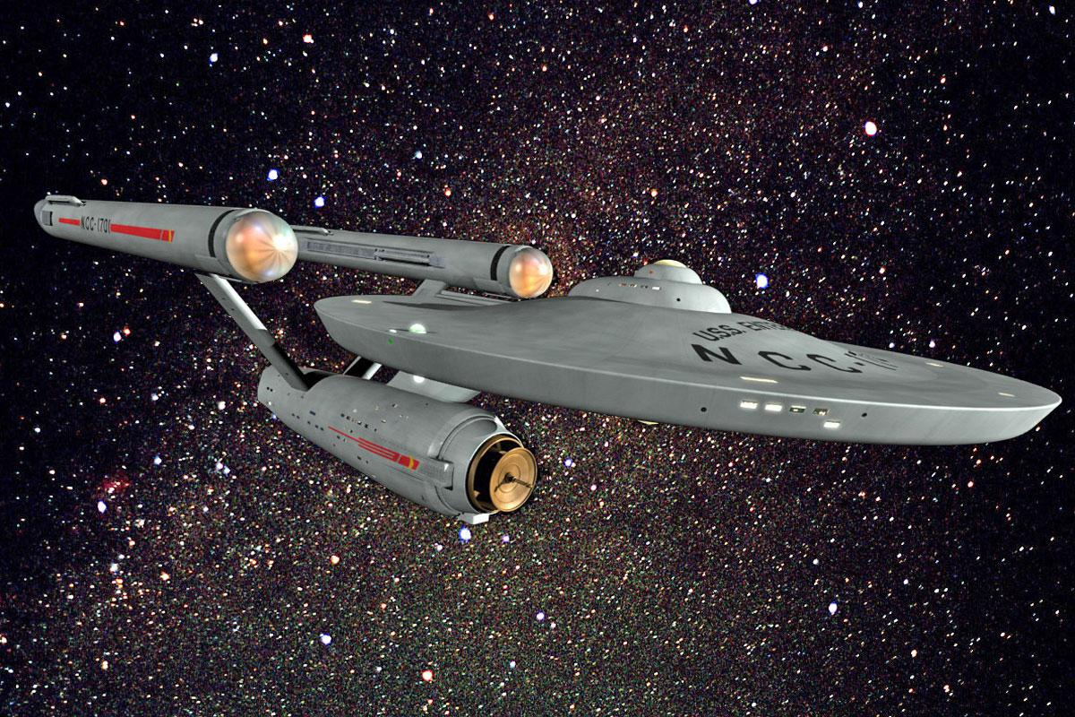 From 'American Gods' to the final frontier - Bryan Fuller to head new 'Star Trek' show