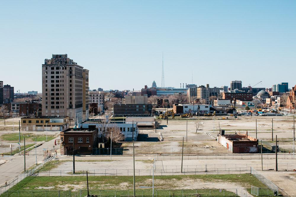 Insert Arena Here: Approved: New Red Wings Arena Rezones 12 Desolate Acres