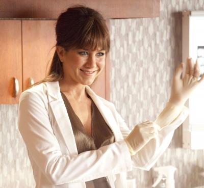 "Jennifer Aniston in ""Horrible Bosses"" -- Warner Bros"